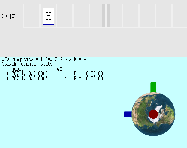 Mermin magic square implementation